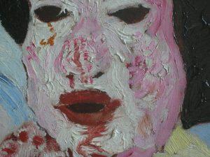 La mort et les masques, James Ensor (détail)